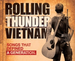 Rolling Thunder Landscape logo